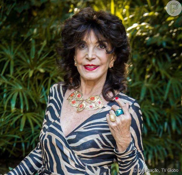 Lady Francisco morreu aos 84 anos por conta de falência múltipla de orgãos neste sábado, dia 25 de maio de 2019