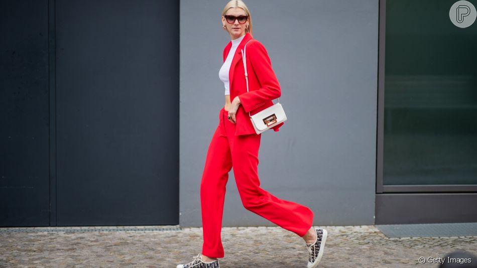 a8a890a79 Roupa de trabalho: blazer, calça de alfaiataria, os ternos da moda ...