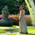 Anitta e Pedro Scooby estão curtindo viagem de férias por Bali, na Indonésia