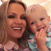 Hora da selfie! Filhos de Eliana roubam a cena com sorrisão em foto: 'Mãe de 2'