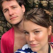 Alice Wegmann tomou iniciativa em namoro com chef de cozinha: 'Eu que pedi'
