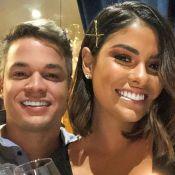 Munik Nunes e marido chamam atenção de seguidores em foto na web: 'Parecidos'