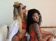 Ludmilla questiona crítica a foto dela com namorada: 'Desperdício por quê?'