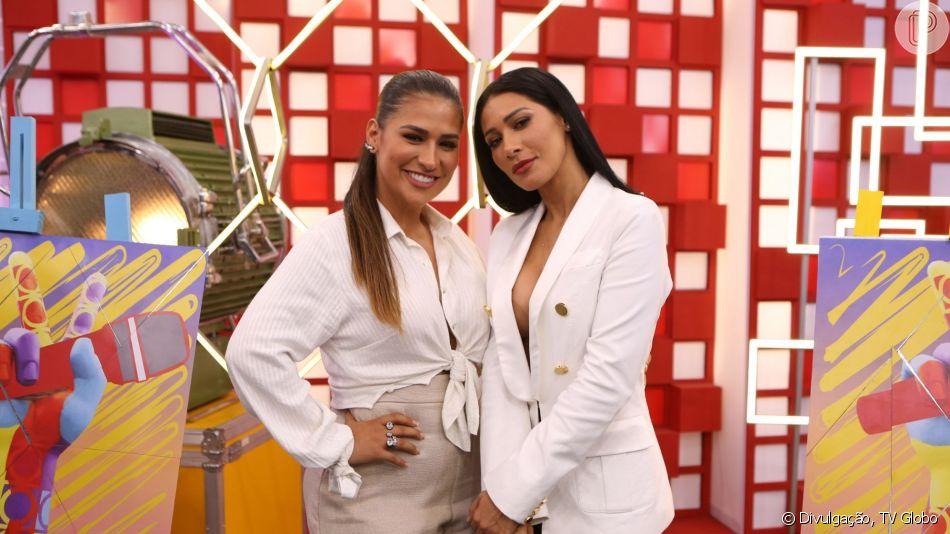 Simaria, de look curto em show, é elogiada por irmã, Simone, ao fazer aniversário neste domingo, dia 16 de junho de 2019