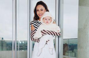 15 looks de inverno de Zoe, filha de Sabrina Sato, para aquecer seu coração