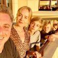 A semelhança de Luciano Huck com os filhos surpreendeu fãs da família em foto recente