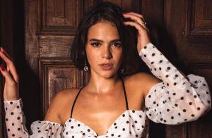 Fã faz foto de Marquezine sem autorização e atriz repreende: 'Um pouco invasivo'