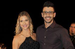 Gusttavo Lima faz declaração apaixonada para Andressa Suita em show. Vídeo!
