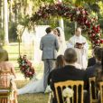 Casamento de Maria da Paz (Juliana Paes) é ao ar livre na novela 'A Dona do Pedaço'