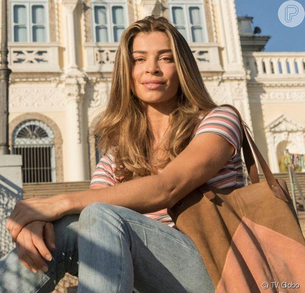 Novela 'Bom Sucesso' estreia nesta segunda-feira, 29 de julho de 2019, e abordará a vida da batalhadora Paloma (Grazi Massafera)
