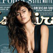Penélope Cruz é escolhida a mulher mais sexy do mundo por revista americana