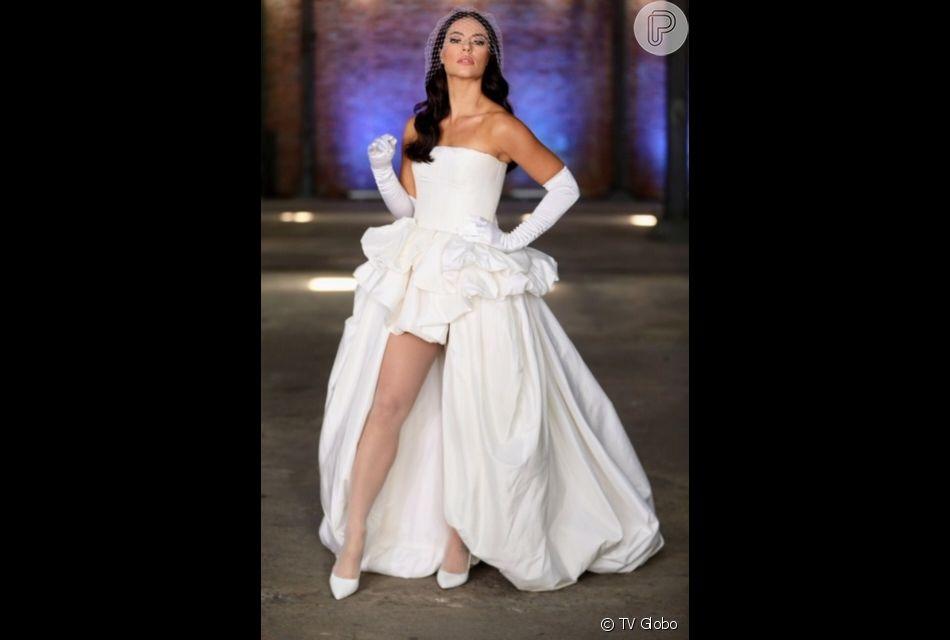 Resultado de imagem para casamento vivi vestido