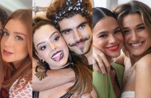 'Match zodiacal' no Dia do Amigo: o motivo astrológico para 30 amizades famosas