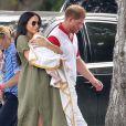 Archie, primogênito de Meghan e Harry, tem 2 meses, e Louis, terceiro filho de Kate e William, está com 4 meses