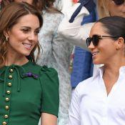 Meghan Markle e Kate Middleton se reaproximaram por razão especial. Entenda!