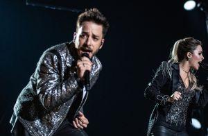 Junior Lima propõe mudança em hit 'Maria Chiquinha' em show de Fortaleza. Vídeo!