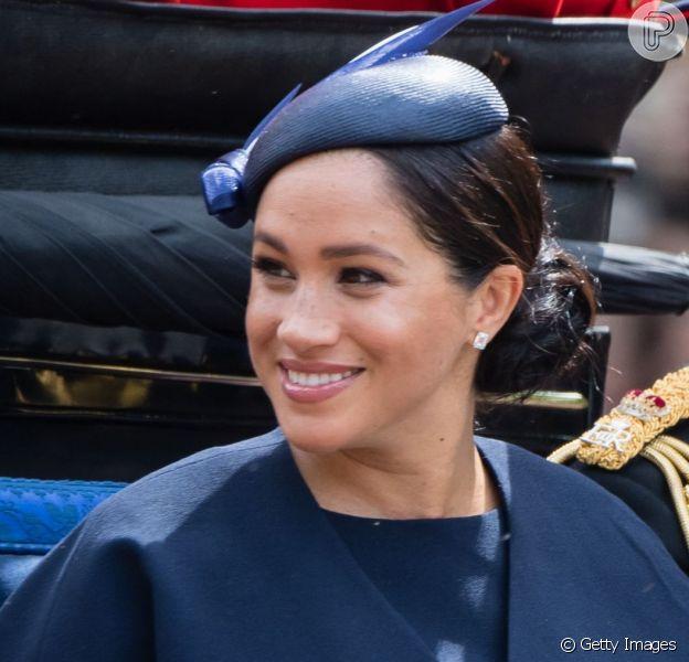 Meghan Markle vai preparar o bolo de aniversário de Príncipe George, afirma revista 'Hollywood Life'
