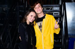 Larissa Manoela e Leo Cidade curtem shows de funk no 'Baile do Dennis'. Fotos!