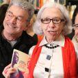 Fernanda Montenegro também prestigiou lançamento do novo livro de Edney Silvestre