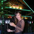 Atriz de novela, Gabrielle Joie comemora personagem de 'Bom Sucesso'
