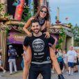 Alok e Romana Novais dividiram com os fãs a novidade de que seriam pais de menino