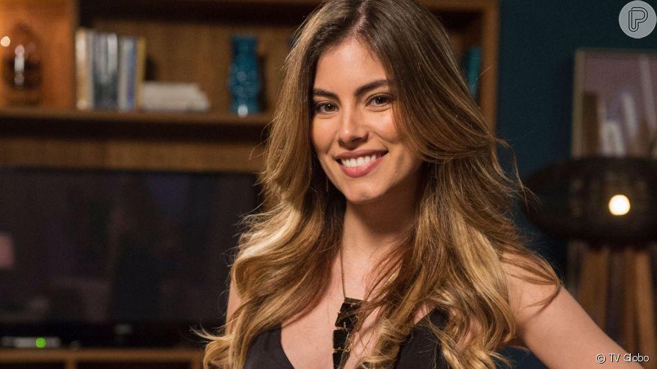 Bruna Hamú interpretará Joana, possível filha trocada na maternidade de Maria da Paz (Juliana Paes) na novela 'A Dona do Pedaço'