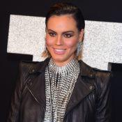 Letícia Lima está loira! Atriz estiliza novo cabelo com aspecto wet para evento