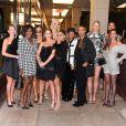 Letícia Lima se reuniu com famosas no lançamento da primeira loja da grife francesa no Brasil. O evento aconteceu no shopping Cidade Jardim, em São Paulo, na noite desta segunda-feira, 26 de agosto de 2019