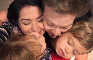 Thais Fersoza relata culpa por situação com filhos, Melinda e Teodoro. Entenda!