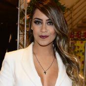 Irmã de Neymar, Rafaella Santos ganha mensagem romântica de Gabi Gol: 'Te amo'