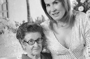 Zilu celebra 85 anos da mãe, Dona Fia, em evento: 'Festa à altura dela'. Veja!