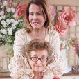 Zilu realizou festa de 85 anos para a mãe, Dona Fia, neste domingo, dia 01 de setembro de 2019