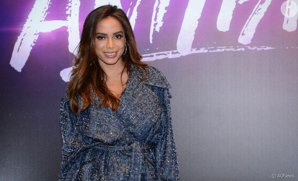 Anitta revelou bissexualidade à mãe aos 13 anos: 'Sempre gostei de garotas'