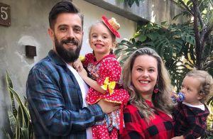 Filho de Rafael Cardoso é comparado à mãe, Mariana Bridi, em fotos: 'Sua cara'