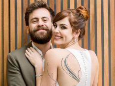 Noiva romântica e cool! Veja fotos do casamento de Titi Müller com Tomas Bertoni