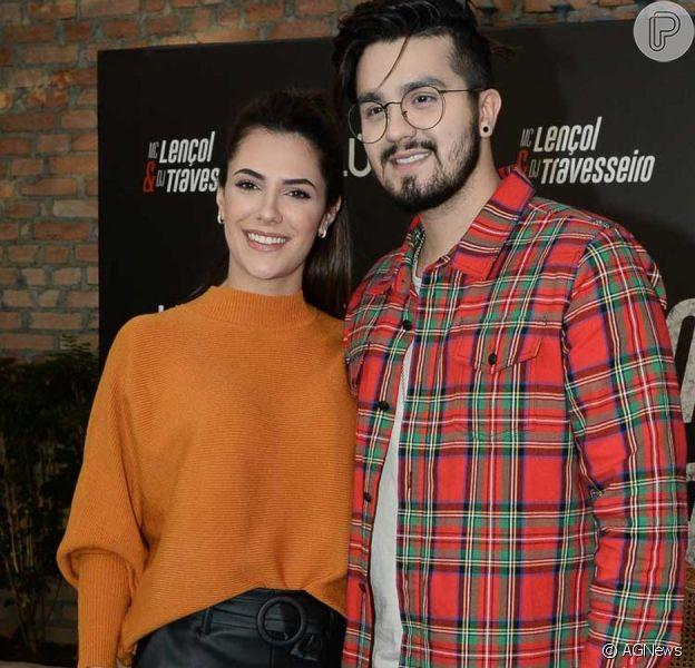 Luan Santana e Jade Magalhães cogitam se casar em castelo