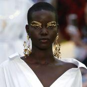 As maquiagens com brilho da Semana de Moda de Paris são o desejo da temporada!