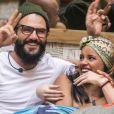 Campeã do 'BBB18', Gleici Damasceno e Wagner Santiago se conheceram no reality