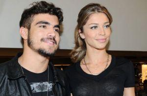 Grazi Massafera posta foto com a filha no RIR e Caio Castro comenta. Veja!