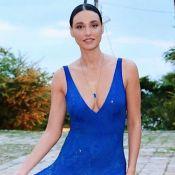 Namorado de Débora Nascimento, Luiz Perez posta 1ª foto da atriz: 'Sintonia'