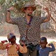 Filhos de Giovanna Ewbank e Bruno Gagliasso ganharam declaração de amor do ator no Dia dos Pais: ' Ser pai transforma... Nossas almas pulsam juntas '