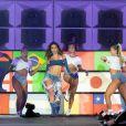Anitta publicou em seu Instagram, um vídeo seu rebolando o bumbum durante seu show no Rock In Rio