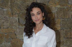 Namorado de Débora Nascimento fica encantado com gesto da atriz: 'Cuidado'