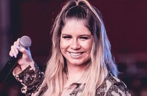 Grávida do primeiro filho, Marília Mendonça aponta desconforto na hora de dormir