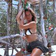 Giovanna Ewbank aposta em trends do verão para curtir viagem ao Ceará