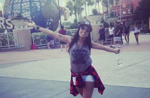 Anitta dá dicas de viagem para a Disney: 'Em um ano fui três vezes'