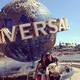 Anitta é fã do Universal Studios