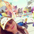 Anitta dá outras dicas de passeio: 'Blizzard Beach, Discovery Cove, SeaWorld's e Hollywood Studios'