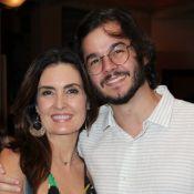 Túlio Gadêlha comemora 2 anos de namoro com Fátima Bernardes: 'Amo cada minuto'