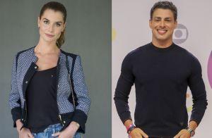 Alinne Moraes cita antiga relação com Cauã Reymond ao falar sobre nova novela